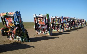 Route 66 2008 Cadillac Ranch