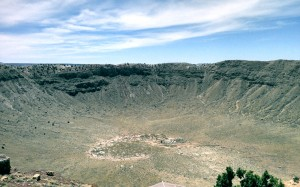 Route 66 2014 Meteor Crater
