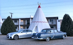 Route 66 2014 Wigwam Motel