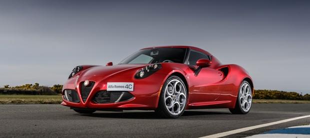 Alfa Romeo 4C 2014 620x277