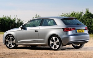 Audi A3 2013 FrontSeatDriver.co.uk