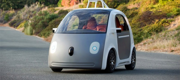 Google Autonomous Car Prototype 2014 620x277