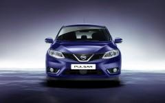 Nissan Pulsar 2014 Front FrontSeatDriver.co.uk