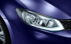 Nissan Pulsar 2014 Headlight Detail FrontSeatDriver.co.uk