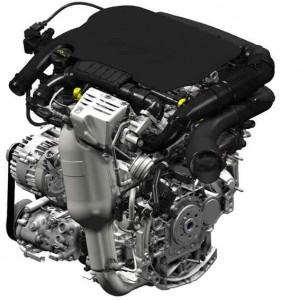 Peugeot PureTech 2014 Engine 567x567