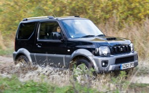 Suzuki Jimny 2013 FrontSeatDriver.co.uk