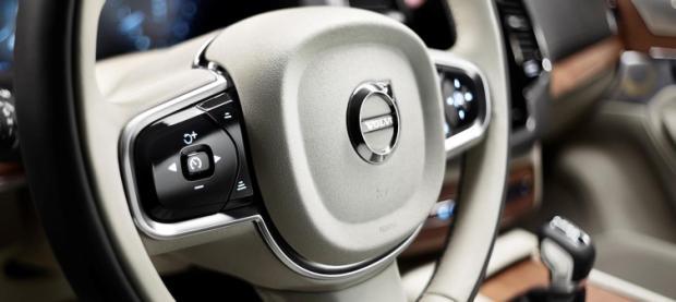 Volvo XC90 Interior 2014 620x277