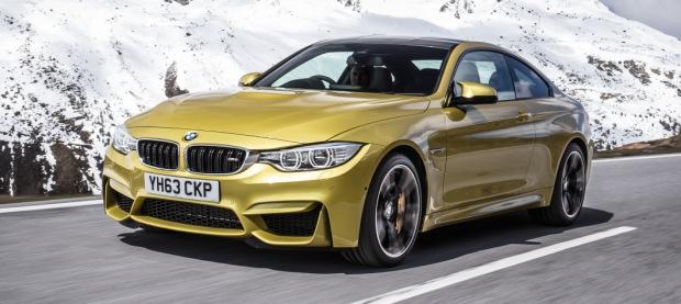BMW M4 2014 620x277