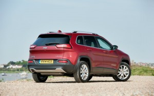 Jeep Cherokee 2014 Rear