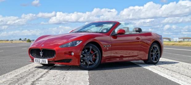 Maserati GranCabrio Sport 2014 1 620x277