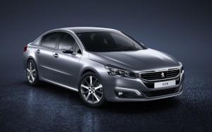 Peugeot 508 Saloon 2014 Front