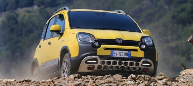 Fiat Panda Cross 2014 620x277
