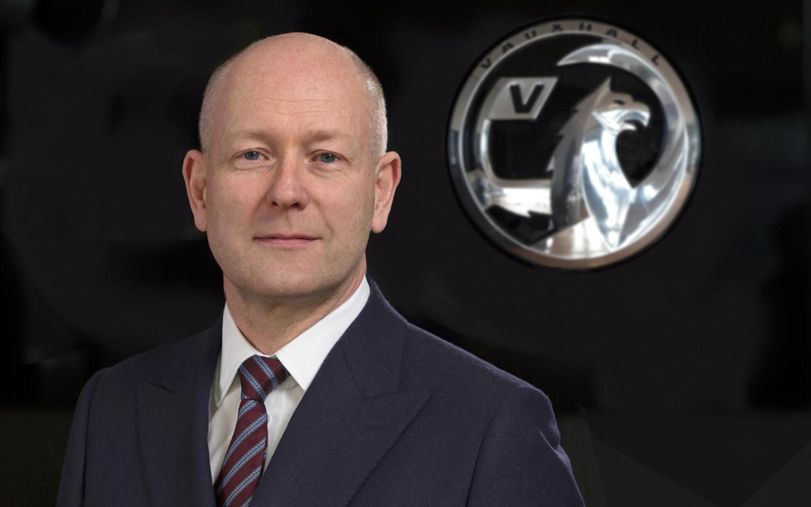 Tim Tozer Chairman Vauxhall 2014 Headshot FrontSeatDriver.co.uk