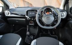 Toyota Aygo 2014 Dashboard FrontSeatDriver.co.uk