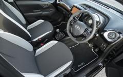 Toyota Aygo 2014 Interior Front FrontSeatDriver.co.uk