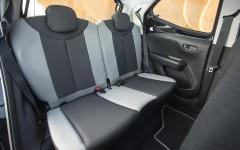 Toyota Aygo 2014 Rear Seats FrontSeatDriver.co.uk