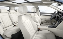 Volkswagen Passat 2014 Interior FrontSeatDriver.co.uk