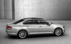Volkswagen Passat Saloon 2014 Profile FrontSeatDriver.co.uk