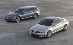 Volkswagen Passat Saloon and Estate 2014 High FrontSeatDriver.co.uk