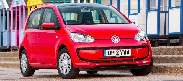 Volkswagen up! 2014 620x277