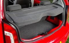 Volkswagen up! 2014 Boot FrontSeatDriver.co.uk