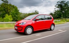 Volkswagen up! 2014 Profile Dynamic FrontSeatDriver.co.uk