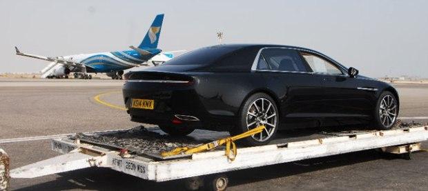 Aston Martin Lagonda 2014 620x277