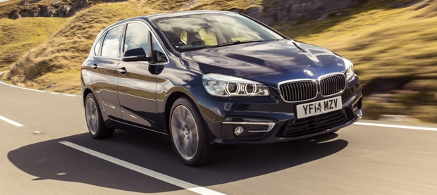 BMW 2 Series Active Tourer 2014 620x277