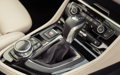 BMW 2 Series Active Tourer 2014 Centre Stack Detail FrontSeatDriver.co.uk