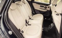 BMW 2 Series Active Tourer 2014 Interior Rear Seats FrontSeatDriver.co.uk