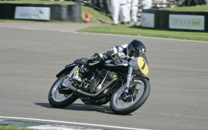 Goodwood Revival 2014 Manx Norton FrontSeatDriver.co.uk
