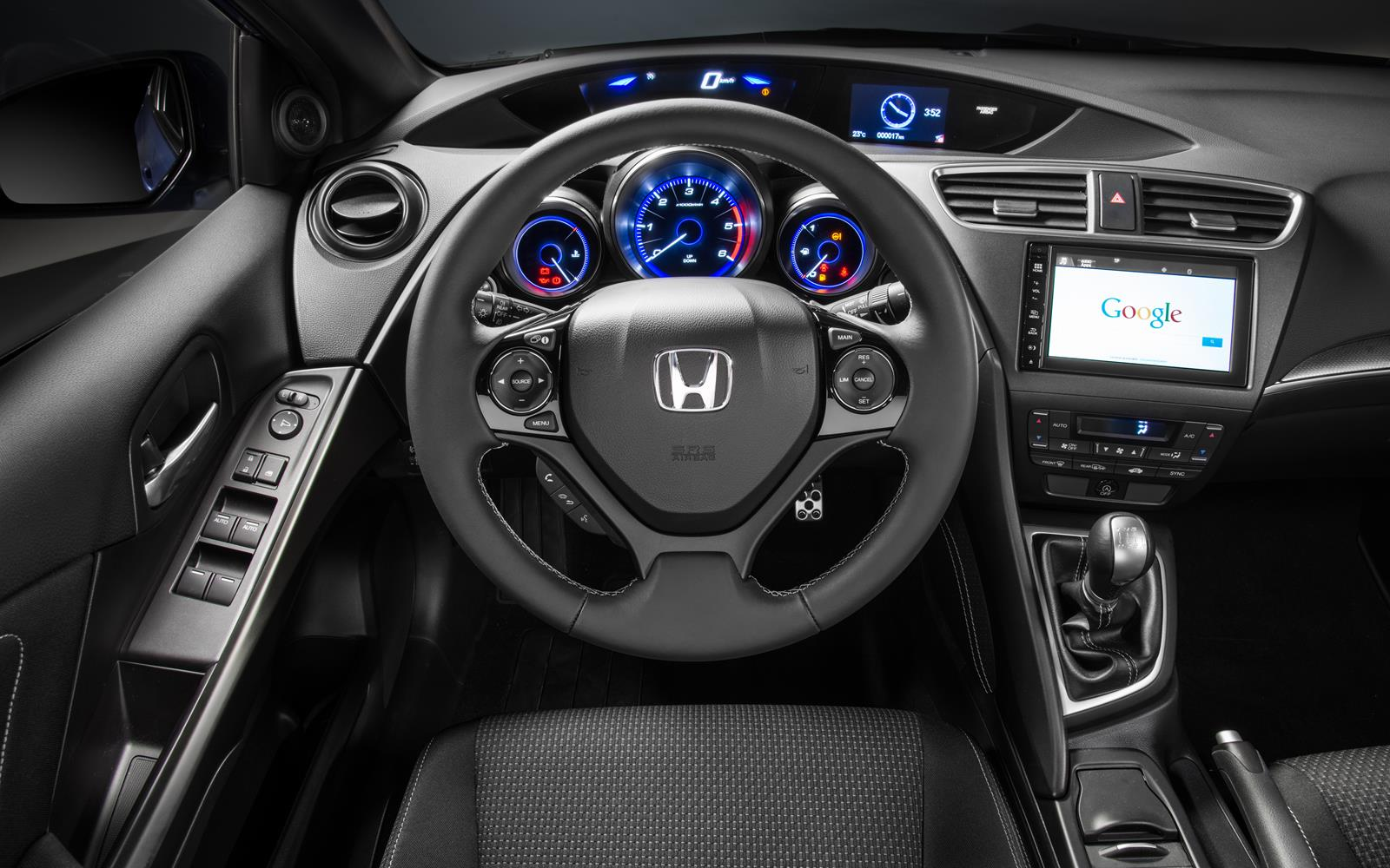 Honda Civic Sport 2014 Dashboard Frontseatdriver Co Uk
