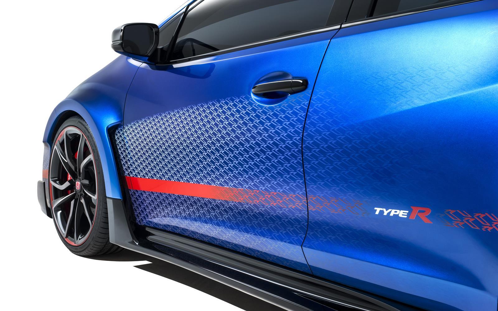 Honda Civic Type R 2014 Detail FrontSeatDriver.co.uk