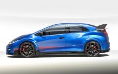Honda Civic Type R 2014 Profile FrontSeatDriver.co.uk