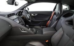 Jaguar F-Type V6 S Coupe2014 Full Interior FrontSeatDriver.co.uk