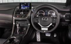 Lexus NX 300h 2014 Interior FrontSeatDriver.co.uk