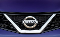 Nissan Pulsar 2014 Grille Detail FrontSeatDriver.co.uk