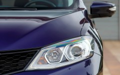 Nissan Pulsar 2014 Headlight Detail FrontSeatDriver.co.uk