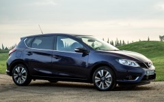 Nissan Pulsar 2014 Profile Phil Huff FrontSeatDriver.co.uk