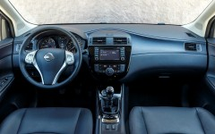 Nissan Pulsar 2014 Whole Dashboard FrontSeatDriver.co.uk