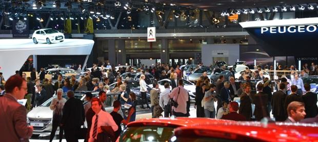 Paris Motor Show 2012 620x277