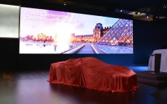 Paris Motor Show 2012 Launches FrontSeatDriver.co.uk