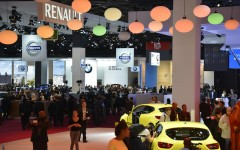Paris Motor Show 2012 Stands FrontSeatDriver.co.uk