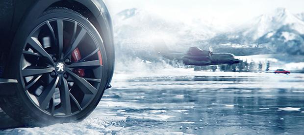 Peugeot 208 GTi Teaser 2014 620x277