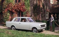 Vauxhall Viva 1963 Profile FrontSeatDriver.co.uk
