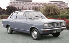 Vauxhall Viva 1966 Profile FrontSeatDriver.co.uk