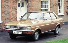 Vauxhall Viva 1970 Profile FrontSeatDriver.co.uk