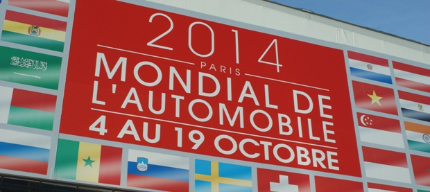 Paris Motor Show 2014 620x277