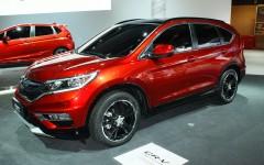 Paris Motor Show 2014 Honda CR-V FrontSeatDriver.co.uk