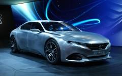 Paris Motor Show 2014 Peugeot Exalt FrontSeatDriver.co.uk
